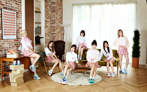 aoa, miniskirt, sbenu, groups, released, new, их, группа, members, ace,