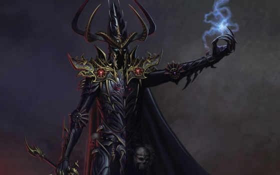 хаоса, warhammer, боги, fb, богов, fantasy,
