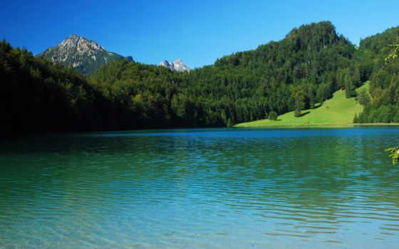 горы, пейзаж