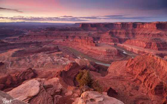 park, national, каньон