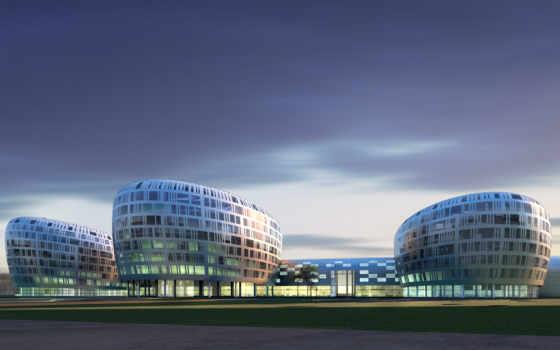 modern, architecture