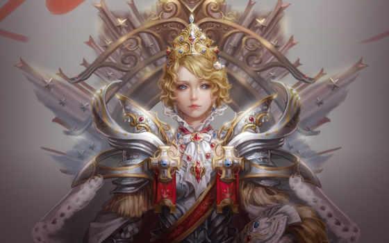 фэнтези, art, queen