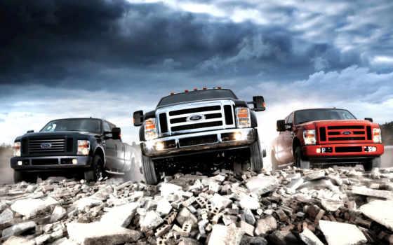 fondos, camionetas