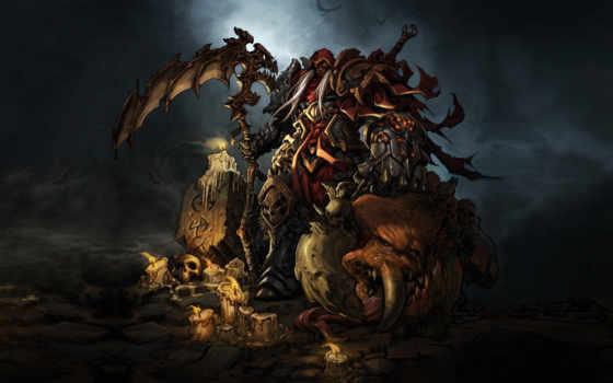 darksiders, game, картинка