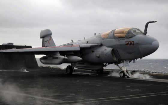 самолёт, ea, prowler, grumman, авианосец, ан, warfare, вмф, electronic,