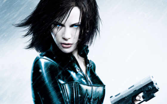 underworld, beckinsale, кейт, selene, тео, кровь, wars,