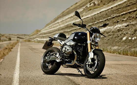 bmw, ninet, мотоцикл