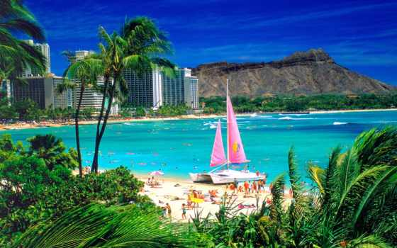 гонолулу, hawaii, острова