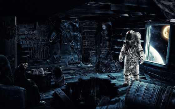 астронавт, covers, facebook Фон № 138532 разрешение 2560x1600