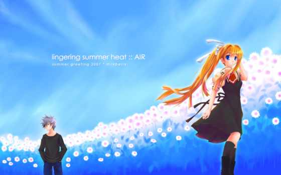 air, anime, misuzu
