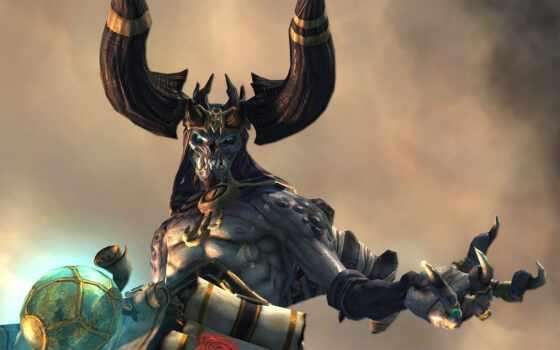 darksider, game, sk, abyss, планшетный, smartphone,, mythology