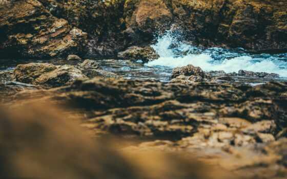 гора, water, близко, rock, фото, река, blue, тело, relate, под, небо