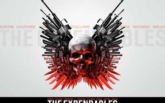 неудержимые, expendables, filmu