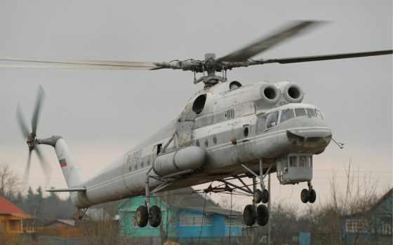 ми, вертолет, транспорт