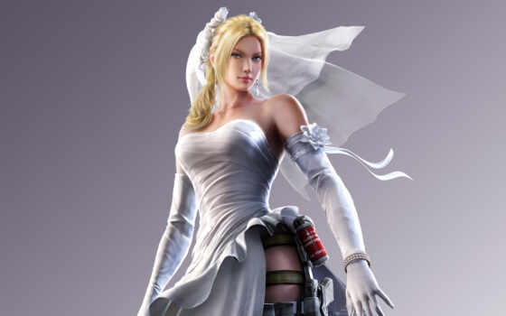 tekken, nina, williams, улица, истребитель,
