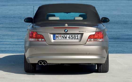 bmw, cabriolet, сзади, серий, серия, технические, характеристики, года, serie, взгляд,