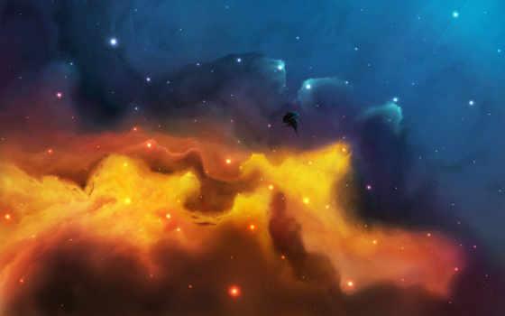 cosmos, universe, широкоформатные, than,