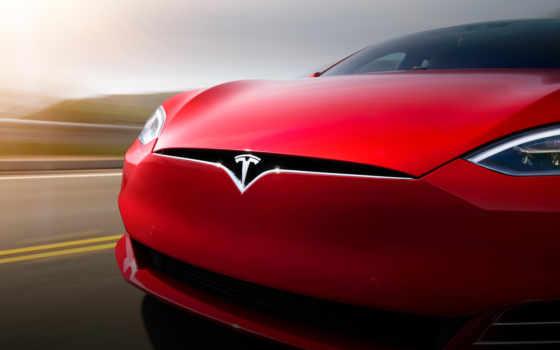 tesla, модель, new, car, fastest, производственный, ludicrous,