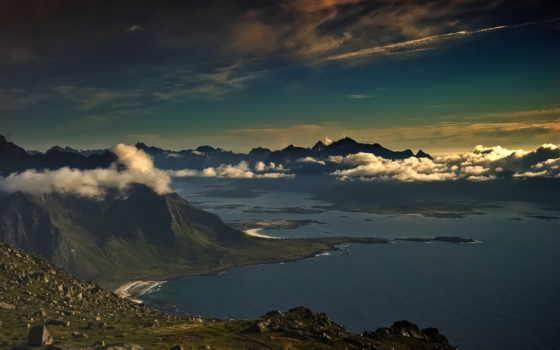 природа, горы, landscape, панорама, самые, красивые, full, widescreen,