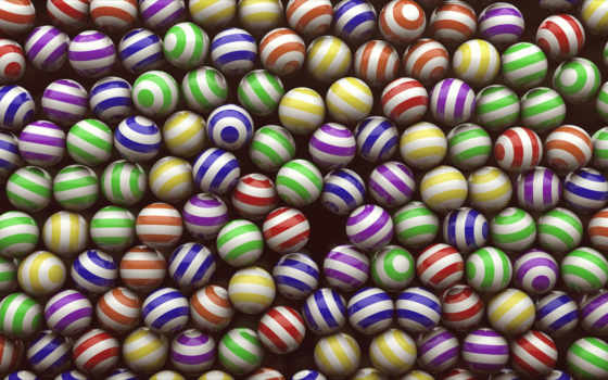 шары, multicolor