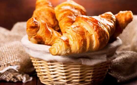 их, classic, завтрак, рецепт, французские, франции, круассаны, выпечка, круассаны,
