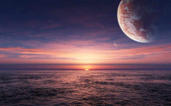 fantasy, луна, pics