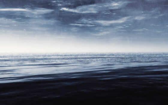 seascape, relax, mac, настроение, рябь, горизонт, облако, notebook, окно