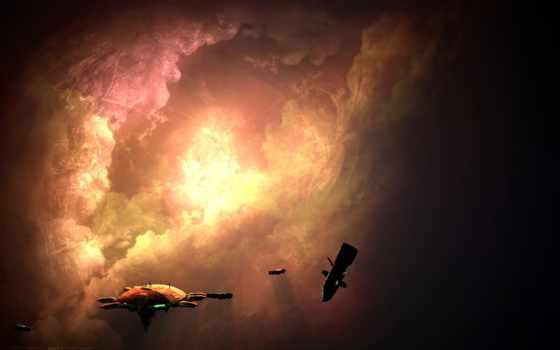 homeworld, красивые, космос