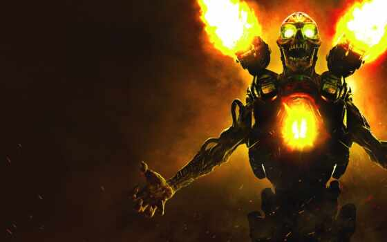 doom, bethesda, софт, monster, id, ipad, gameplay, softworks,