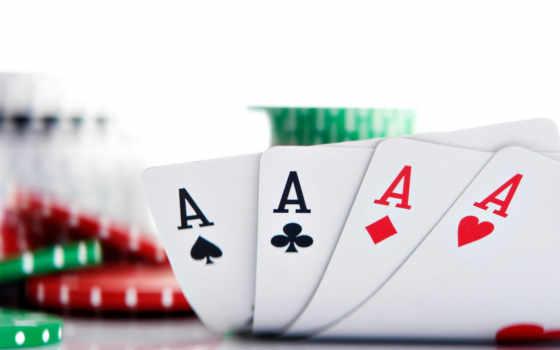 покер, карты, казино