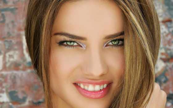 макияж, глазами, блондинок, зелёными, blonde, глаз,