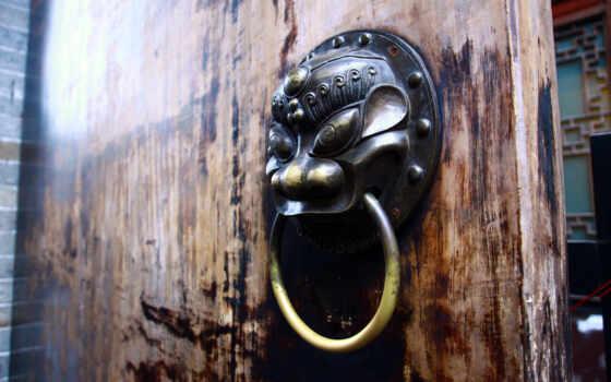 дверь, mosque, knocker, антиквариат, под, predishnya, sledvaschii, content, история, system