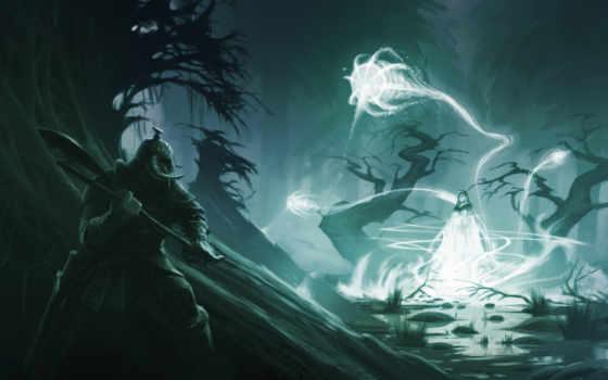 воин, elder, skyrim, scrolls, скайрим, варвар, магия,