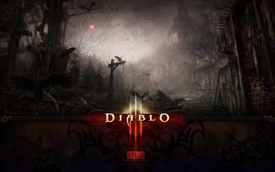 diablo, iii, игры