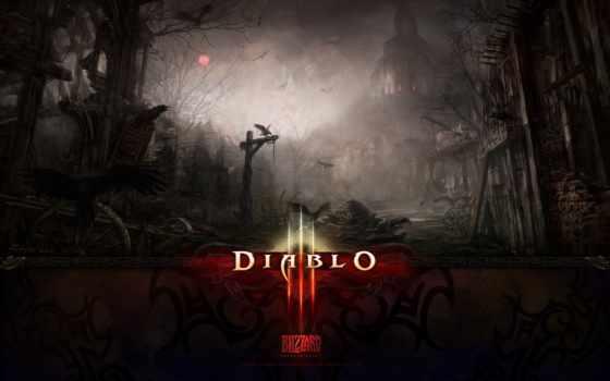 diablo, iii, игры Фон № 44360 разрешение 1920x1200