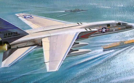 авиация, живопись, самолеты