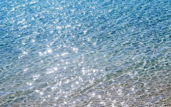 water, рябь, свечение,
