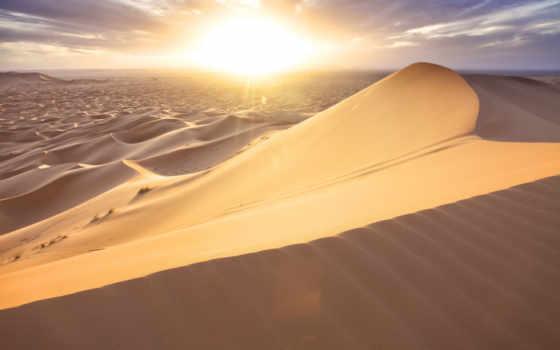 дюны, morocco, пески
