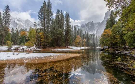 только, заставки, daily, красивые, лес, горы,