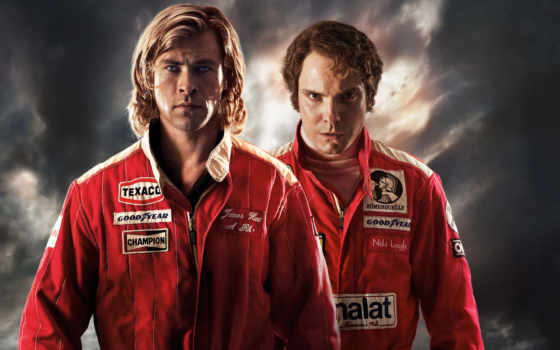 даниэль, lauda, rush, niki, hemsworth, brühl, chris, hunt, bruhl, james,