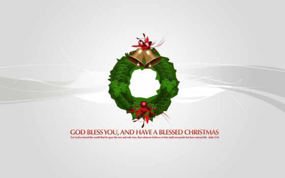 christmas, wreaths, праздники