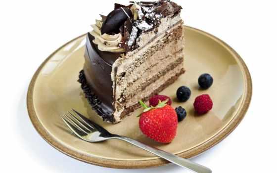 slice, тортик, торт, сладкое, выпечка, десерт, chocolate, глазурь, клубника,