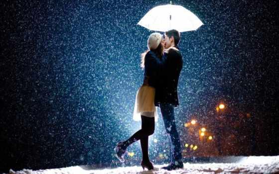 pair, влюбленные, browse, dance, vapor, прогулка, силуэты, дерево, oblaka, ночь,