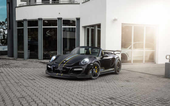techart, gtstreet, turbo, porsche, cabriolet, назад, дней, new,