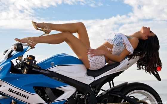 devushki, девушка, мотоцикл, мотоцикле, мотоциклах, honda,