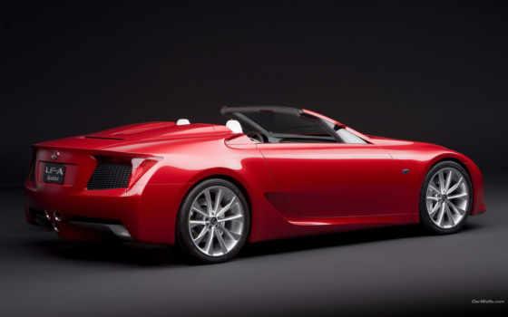 lexus, car, sports, concept, stick, sportster, lfa, cars, real, views,