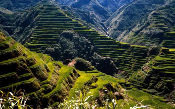 natural, кавказ, similar, терасса, гора, philippines