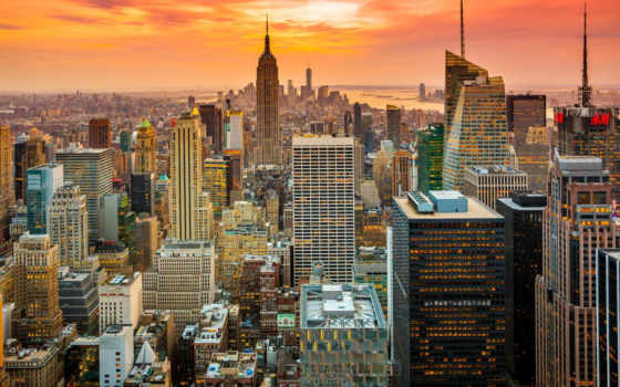 new, york, city