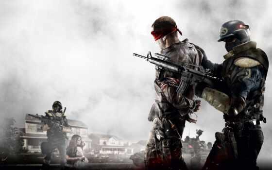 игры, homefront, army
