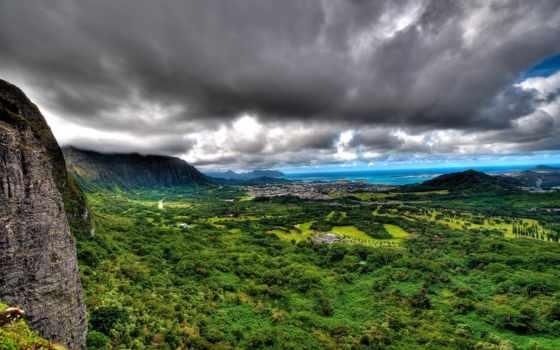 hawaii, kauai, пали, state, побережье, pinterest, states, wayside,